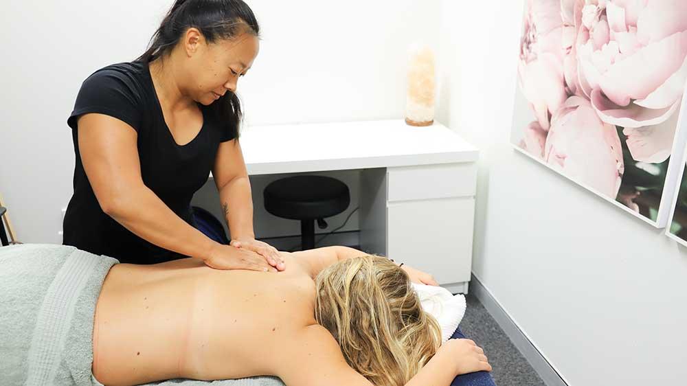 remedial massage northern beaches